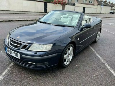 used Saab 9-3 Convertible 1.8t Vector 2d Auto