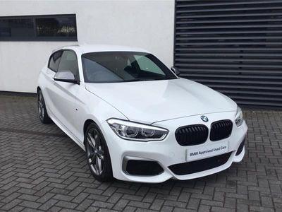 used BMW M140 1 SERIES 2017 Preston Farm Industrial Estate3dr [Nav]