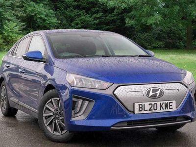 used Hyundai Ioniq E (88kw) Premium SE Electric Auto 5Dr Hatch