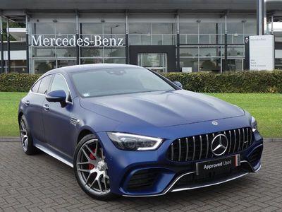 used Mercedes AMG GT Gt 63 4Matic + Premium Plus 4Dr Auto