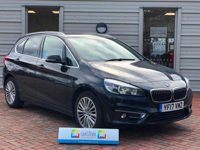 used BMW 218 2 SERIES d Luxury 5dr