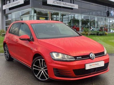 used VW Golf GolfGTD 2.0 TDI 184 PS 6-speed manual 5 Door Hatchback 2019