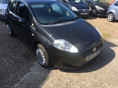 used Fiat Grande Punto 1.4 Active 3dr