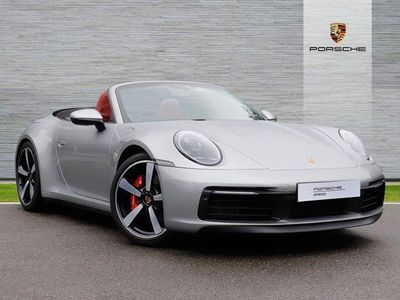 used Porsche 911 Carrera 4 Cabriolet 911 [992] S 2dr PDK 2019/19
