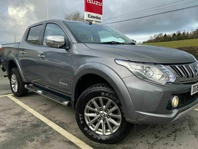 used Mitsubishi L200 Double Cab DI-D 178 Warrior 4WD Auto