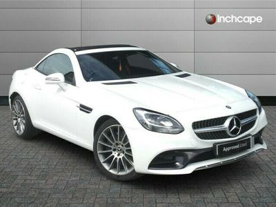 used Mercedes E250 SLC D AMG LINE