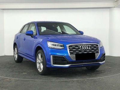 used Audi Q2 35 TFSI S Line 5dr S Tronic suv 2019
