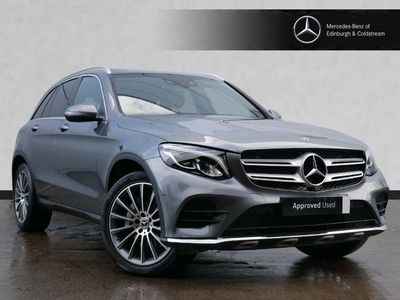 used Mercedes GLC350 GLC4Matic AMG Line Premium 5dr 9G-Tronic