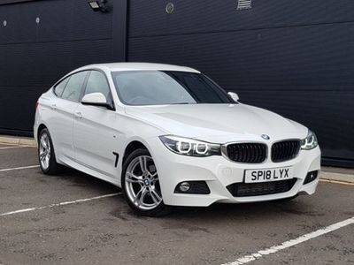 used BMW 320 3 Series d xDrive M Sport 5dr Step Auto [Business Media]