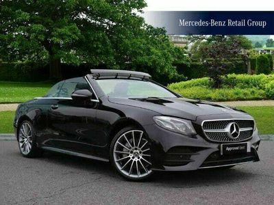 used Mercedes E220 E ClassAMG Line Premium Plus 2dr 9G-Tronic 2.0