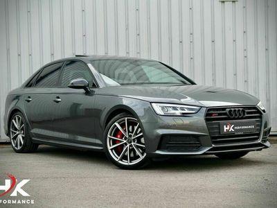 used Audi S4 3.0 TFSI V6 Tiptronic quattro (s/s) 4dr