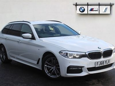 used BMW 520 5 SERIES 2019 Derby d M Sport 5dr Auto