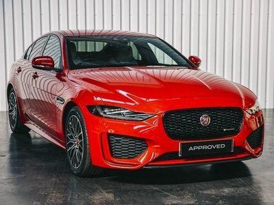 used Jaguar XE Diesel 2.0d R-Dynamic S 4dr Auto Saloon 2019