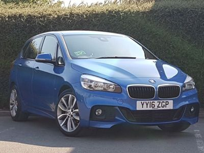 used BMW 216 2 SERIES d M Sport 5dr 1.5