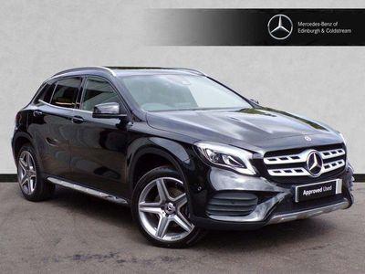 used Mercedes GLA220 Gla-Classd 4MATIC AMG Line Premium 2.2 5dr