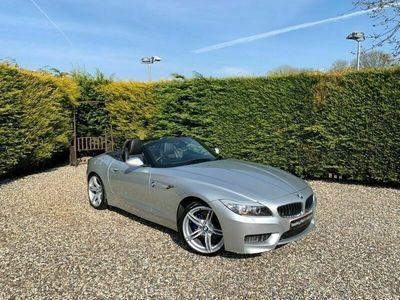 used BMW Z4 Z4 2.0SDRIVE20I M SPORT ROADSTER 2d 181 BHP