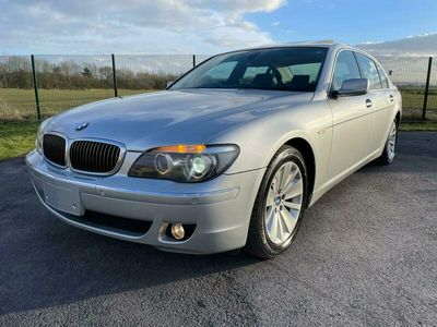 used BMW 750L  7 Series i 4.8 AUTOMATIC LWB * SUNROOF * LOW MILEAGE * TOP GRADE *