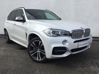 used BMW X5 xDrive M50d 5dr Auto