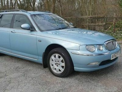 used Rover 75 Tourer 1.8 T Club 5dr