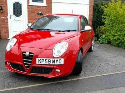 used Alfa Romeo MiTo 1.4 TB Veloce 3dr