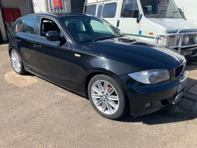 used BMW 116 1 Series 2.0 i M Sport 5dr