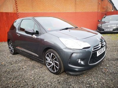 used DS Automobiles DS3 1.6 BlueHDi DStyle Nav (s/s) 3dr