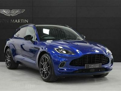used Aston Martin DBX V8 550 5DR TOUCHTRONIC AUTO 1913 EDITION 4.0