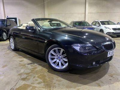 used BMW 630 Cabriolet