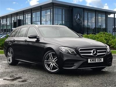 used Mercedes E220 E ClassAmg Line 5Dr 9G-Tronic 2.0