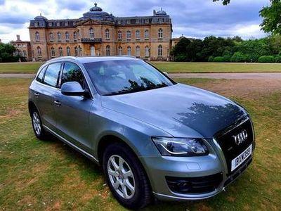 used Audi Q5 Estate 3.0 TDI Quattro S Line 5d S Tronic
