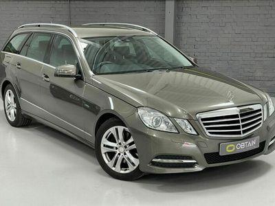 used Mercedes E350 E ClassCDI BLUEEFFICIENCY AVANTGARDE 3.0 5dr