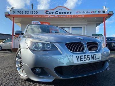 used BMW 530 5 Series d M SPORT 3.0 4dr