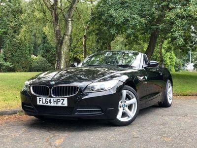 used BMW Z4 2.0 18i sDrive (s/s) 2dr