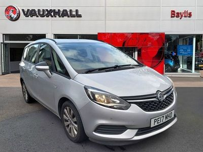 used Vauxhall Zafira 1.4T Design 5dr