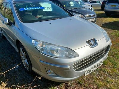 used Peugeot 407 2.0 HDi 136 Sport 5dr