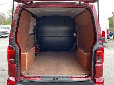 used VW Transporter 2.0 TDI 150 Highline Van
