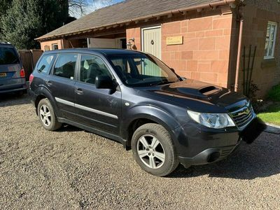 used Subaru Forester 2.0 D X 5dr
