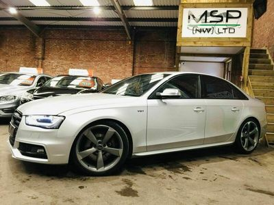 used Audi S4 3.0 TFSI V6 Black Edition S Tronic quattro 4dr