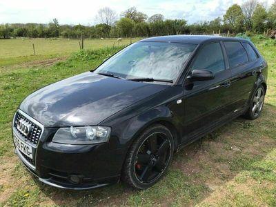 used Audi A3 Sportback 2.0 TFSI S line 5dr