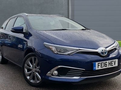 used Toyota Auris Hybrid 1.8 Excel TS Estate