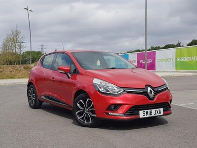 used Renault Clio 0.9 TCE 75 Play 5dr