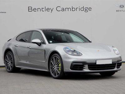 used Porsche Panamera E-Hybrid 4 Sport Turismo 2.9 V6 462bhp AWD PDK Auto 4dr
