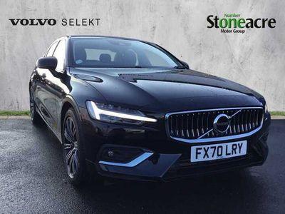 used Volvo S60 2.0 T5 Inscription Plus 4dr Auto
