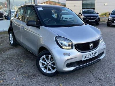 used Smart ForFour 1.0 Passion 5dr