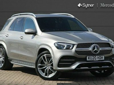 used Mercedes GLE450 AMG Gle Estate4Matic AMG Line Premium 5dr 9G-Tronic 3.0