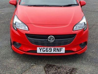 used Vauxhall Corsa 1.4i ecoTEC Griffin 5dr