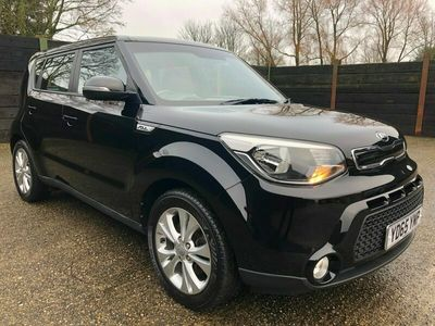 used Kia Soul 1.6 CRDi 134 Connect 5dr DCT