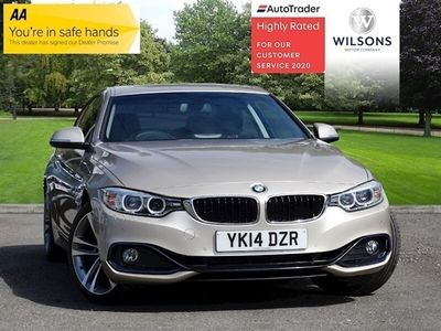 used BMW 428 4 Series i Sport Coupe