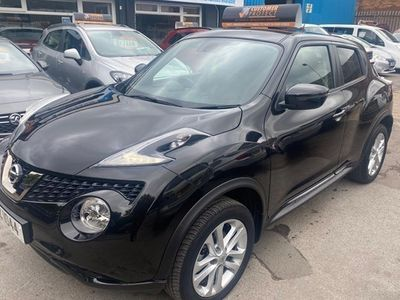 used Nissan Juke 1.2 DIG-T Bose Personal Edition (s/s) 5dr