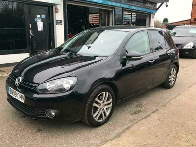 used VW Golf Hatchback 2.0 TDI (110bhp) SE 5d